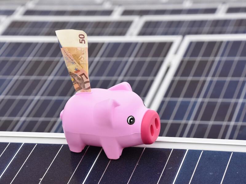 Zonnepaneel besparing small